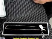"18"" HERRINGBONE-PLAIN Gold Herringbone Chain 18K Yellow Gold 1dwt"